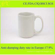 Coupe / tasse en céramique pour la promotion du café