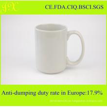 Kaffee-Keramik-Schale / Becher für Förderung