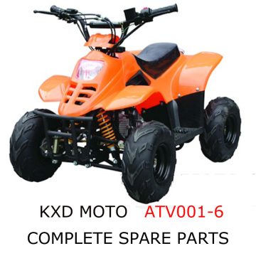 KXD Motor ATV Parts Complete Scooter Parts
