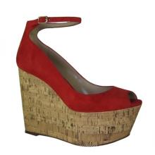 2016 новый стиль Wedege сандалии для женщин (Hcy02-800)