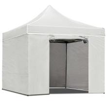 открытый 10x10 металлический каркас складной Коммерческая беседка палатка