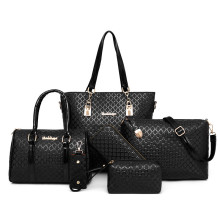 Loostar Promotion Low Price Korean PU-Shoulder Ladies bag