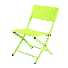 Cheap Colorful Modern Convenient White Plastic Folding Table and Chair
