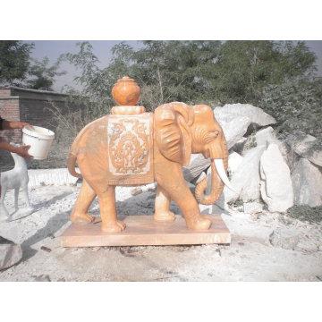 Высокое качество большой статуи слона на продажу