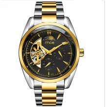 custom brand flying tourbillon hand men watch