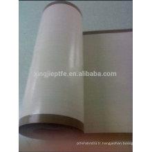 Importation de produits en chine, tissu résistant à la chaleur, bande de convoyeur en fibre de verre revêtue de ptfe, produits en porcelaine à haute intensité