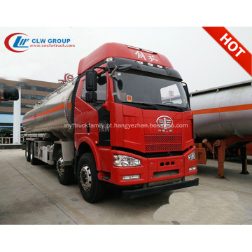 2019 novos tanques de combustível comerciais do caminhão de FAW 30000litres