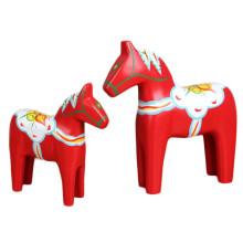 FQ marque en gros modèles artisanat jouets décoration en bois cheval