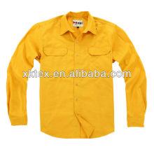 chemise aramide pour vêtements ignifuges