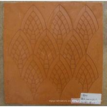 mosaico de cristal que pavimenta el molde de mosaico