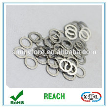 NiCuNi N42 coil core magnet