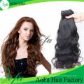 7A Top Grade Indian Virgin Hair Remy Human Hair Weft