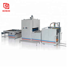 Bonjee Hot Selling High Quality Semi Automatic Vertical Laminating Machine