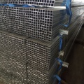 Struktural Galvanized Rectangular Black Hollow Pipe
