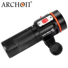 Archon Spot Light W41vp 2600 Lumens com função de luz subaquática de vídeo