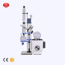 Electric Heating Flask Distiller Rotary Evaporator Equipment