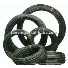 alambre recocido negro