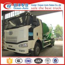 Neue FAW 10 Kubikmeter Betonmischer LKW, Beton Rührwerk zum Verkauf