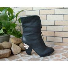 2016 novo estilo de mulheres tornozelo bundinha (hcy02-794)