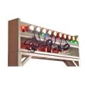 Win 3 Cap Lamp Charging rack