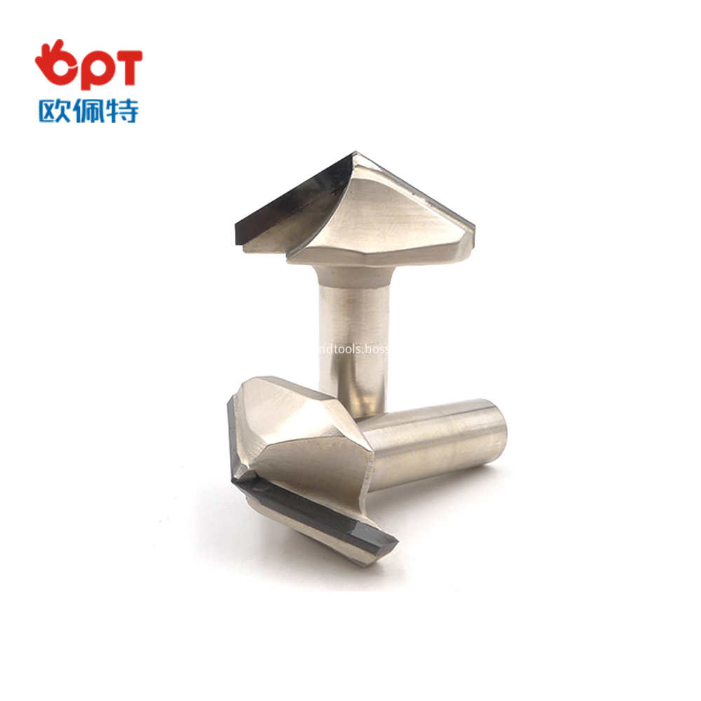 PCD router bit for Solid wood Plywood