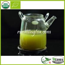 Polvo orgánico del té verde de Matcha