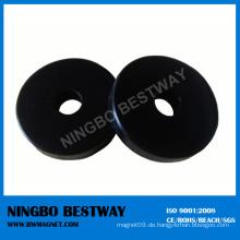 N45m großer Dieselmotor-Ring-dauerhafter Magnet