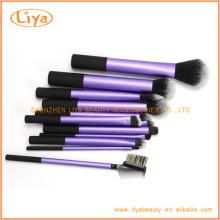Usine OEM synthétiques cheveux maquillage pinceau poudre Blush