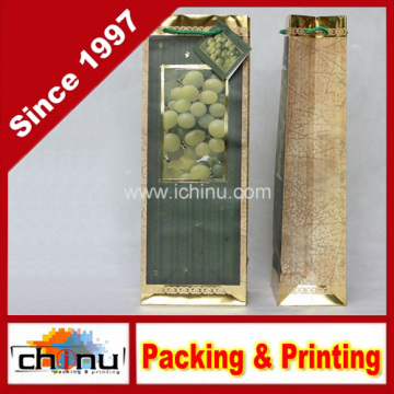 Bolsa de papel de vino (2315)
