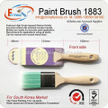 Wooden Handle All Paints Paint Brush