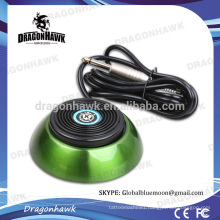 Professional Tattoo FootSwitch For Tattoo Power Green Color