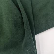 Doppelseitig gebürstetes Polyester-Strickgewebe aus gebürstetem Polyester