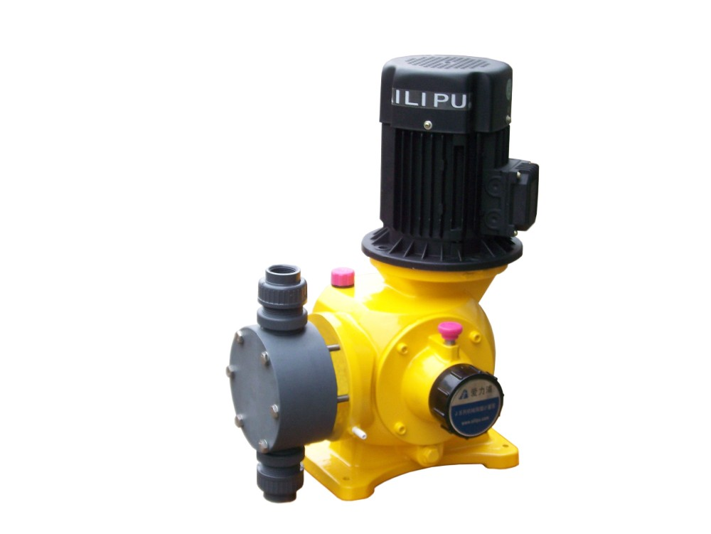 mechanical diaphragm pump
