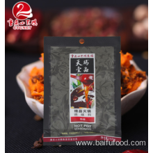 Best Quality for China Spicy Hot Pot Seasoning,Secret Refining Hot Pot Seasoning,Chongqing Spicy Hot Pot  Seasoning Supplier Chongqing Fine Hotpot Seasoning supply to Nauru Manufacturers