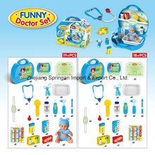 Boutique Playhouse juguete de plástico para Funny Doctor Set
