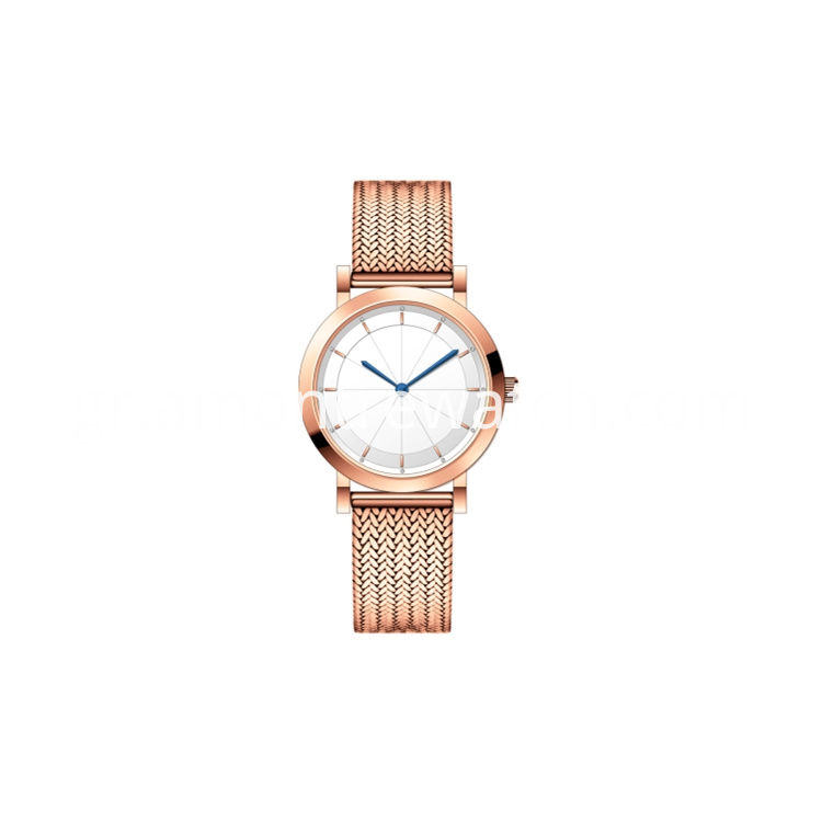 Girl S 2 Hands Watch