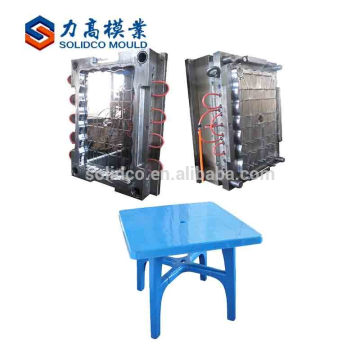 Custom factory hot sale plastic table chair mould