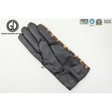 Custom Lady New Style Cool Fashion Sheepskin Leather Glove