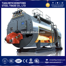 Horizontal ordinary pressure hot water boiler for Heating