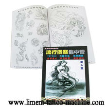 Livre de tatouage 2013 / tatouage de mode Tattoo Supply New