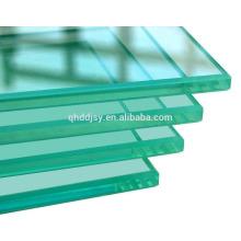 3mm-19mm, Verre flotté transparent, verre de construction