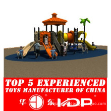Used Commercial Outdoor Playground Equipment Sale for Kids (HD14-118D)