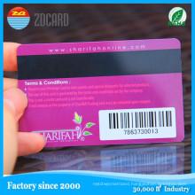 Hotel Smart Card Door Lock Card Magnetic Strip PVC Card