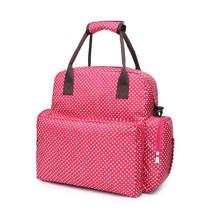 Mochila de sacola grande mochila vermelha