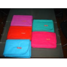 Stickerei-Fleece-Decke (SSB0154)