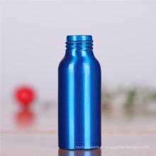 Bouteille en aluminium 150ml avec pompe en plastique (AB-012)