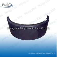 TRAILER TRUCK BODY PART OF MUDGUARD