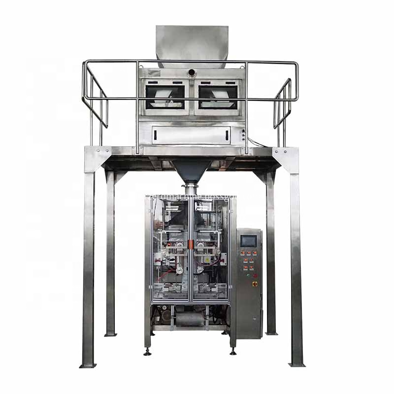 automatic ice packing machine