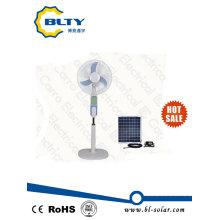 Ventilador solar de 12V 35W DC con batería