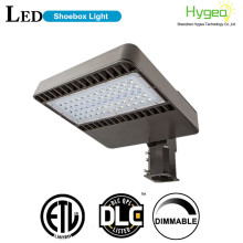 300W Dimmable LED shoebox area lights